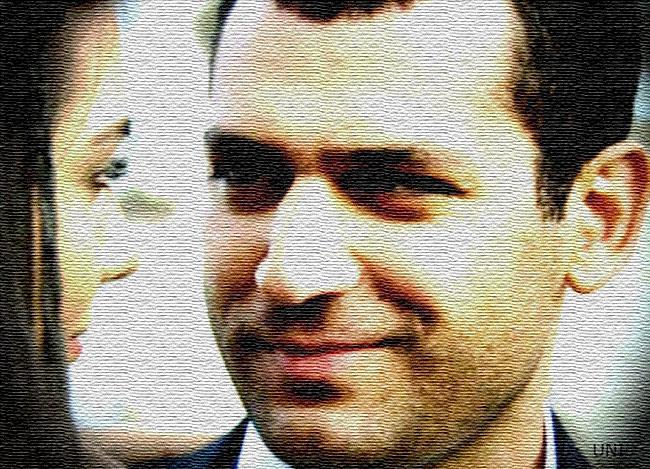Murat Yildirim na venčanju Princa Fuada sina poslednjeg Egipatskog kralja...Murat Yildirim at the wedding of Prince Fuad, son of the last king of Egypt Asiprvovjen10D0anje-57teksturizirano