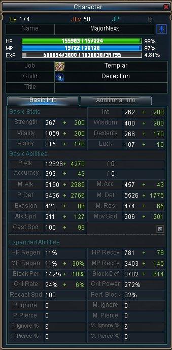 Crusader Tank/Damage Dealer Hybrid - MajorNexx Majornexxch