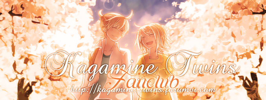 Kagamine Twins Fan Club