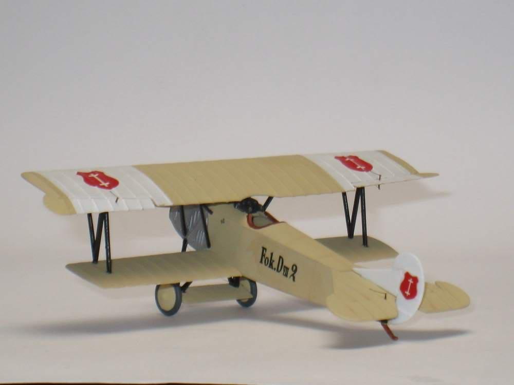 Fokker D.VII Lithuania - 1/72 Revell IMG_6267