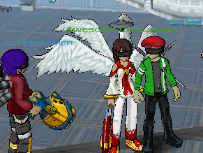 FusionFall Farewell Screenshots Awesheep3