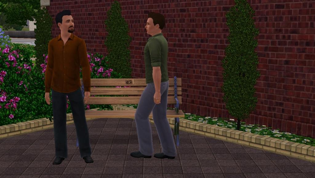 Capítulo 9: ¿Días de tranquilidad? Screenshot-212