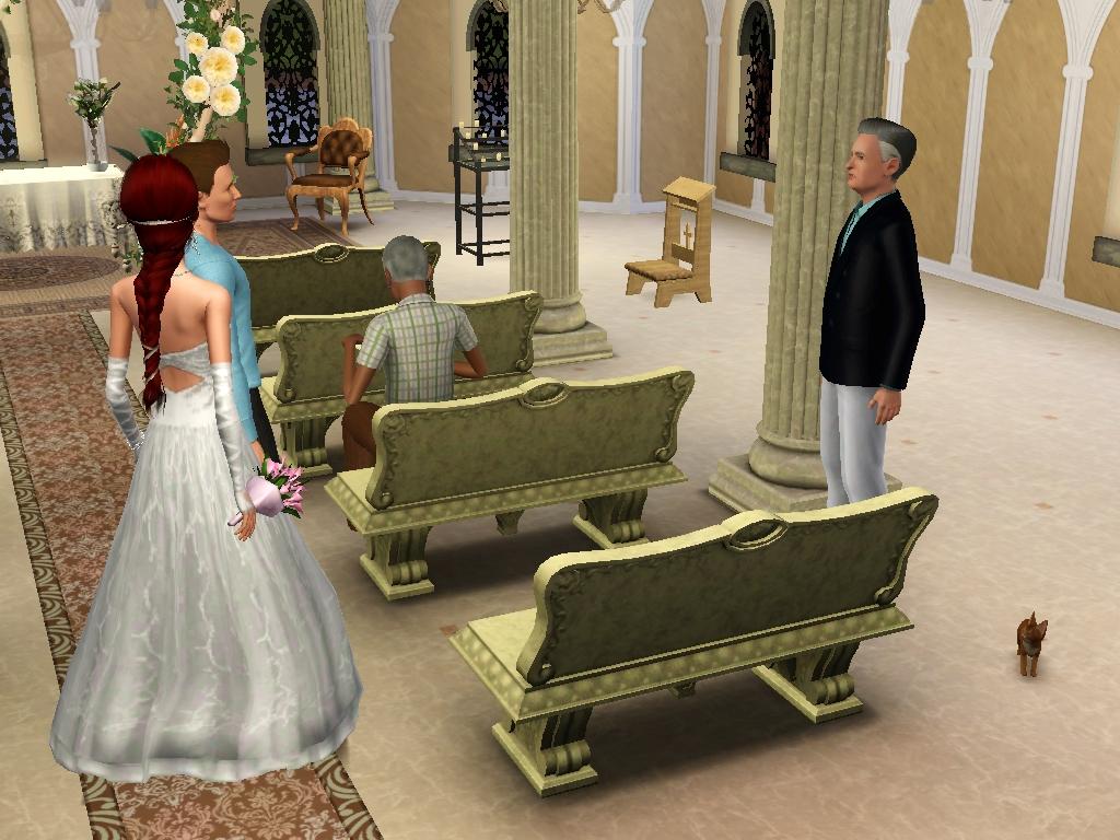Capítulo 7: Campanas de boda Screenshot-2677