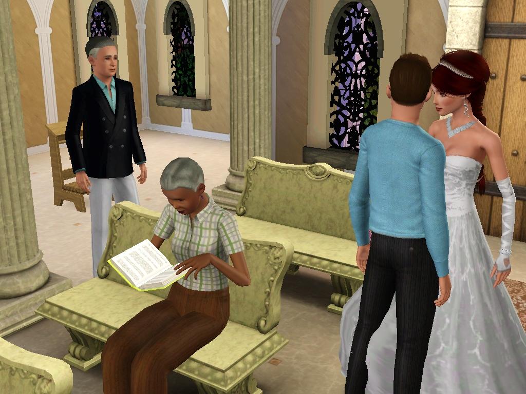 Capítulo 7: Campanas de boda Screenshot-2679
