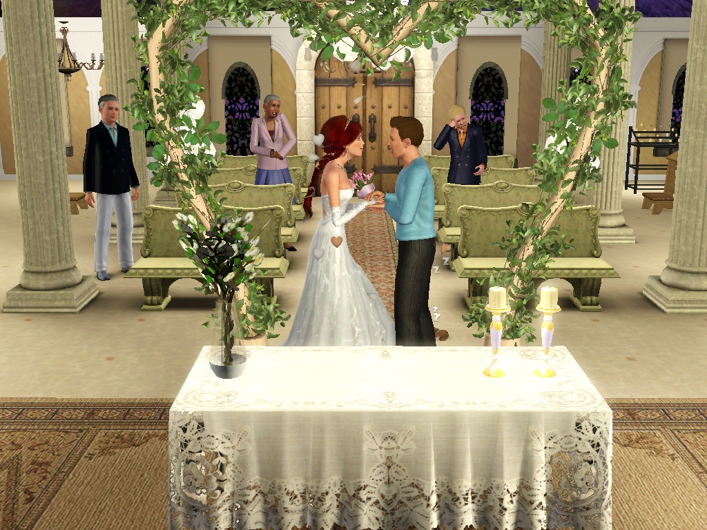 Capítulo 7: Campanas de boda Screenshot-2706