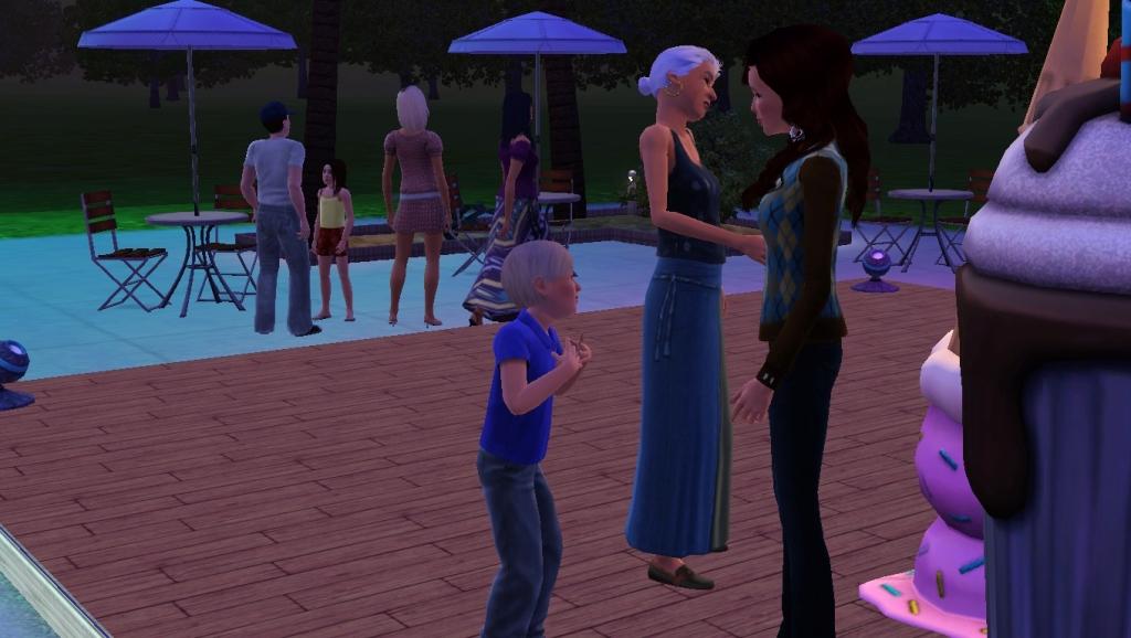 Capítulo 2: Primer día de una nueva vida Screenshot-509