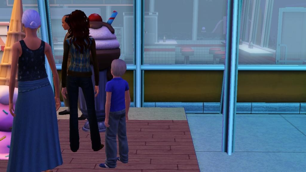 Capítulo 2: Primer día de una nueva vida Screenshot-515