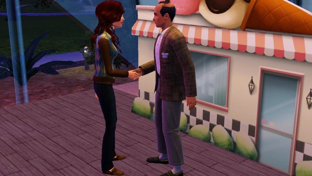 Capítulo 2: Primer día de una nueva vida Screenshot-520
