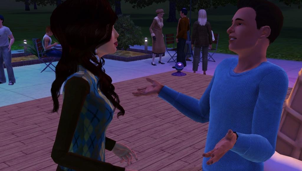 Capítulo 2: Primer día de una nueva vida Screenshot-572