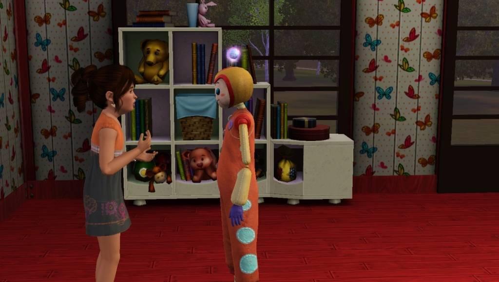 Capítulo 12: La familia crece. Screenshot-706