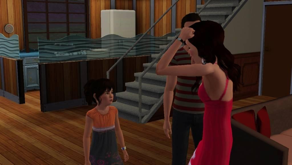 Capítulo 12: La familia crece. Screenshot-735
