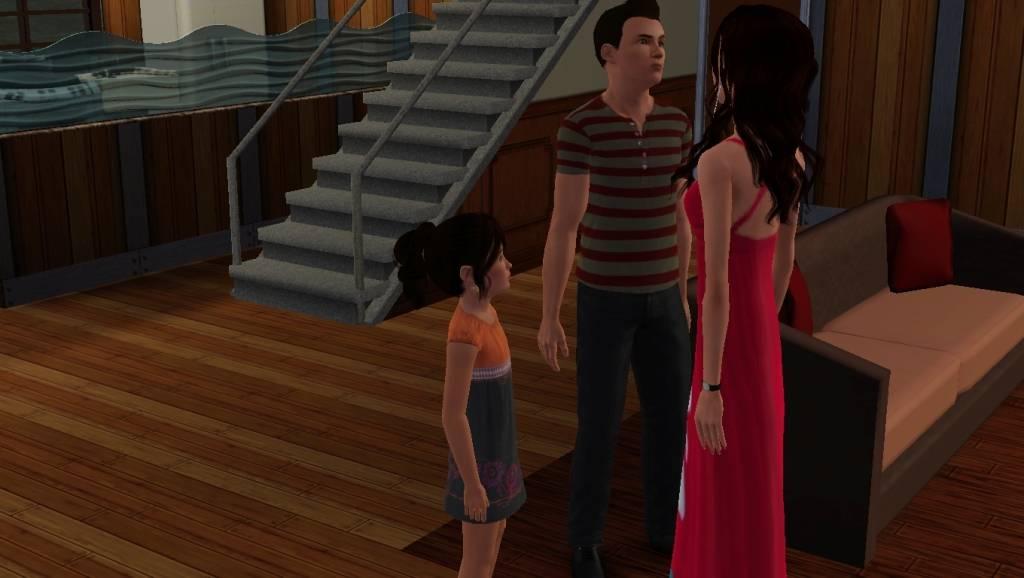 Capítulo 12: La familia crece. Screenshot-743