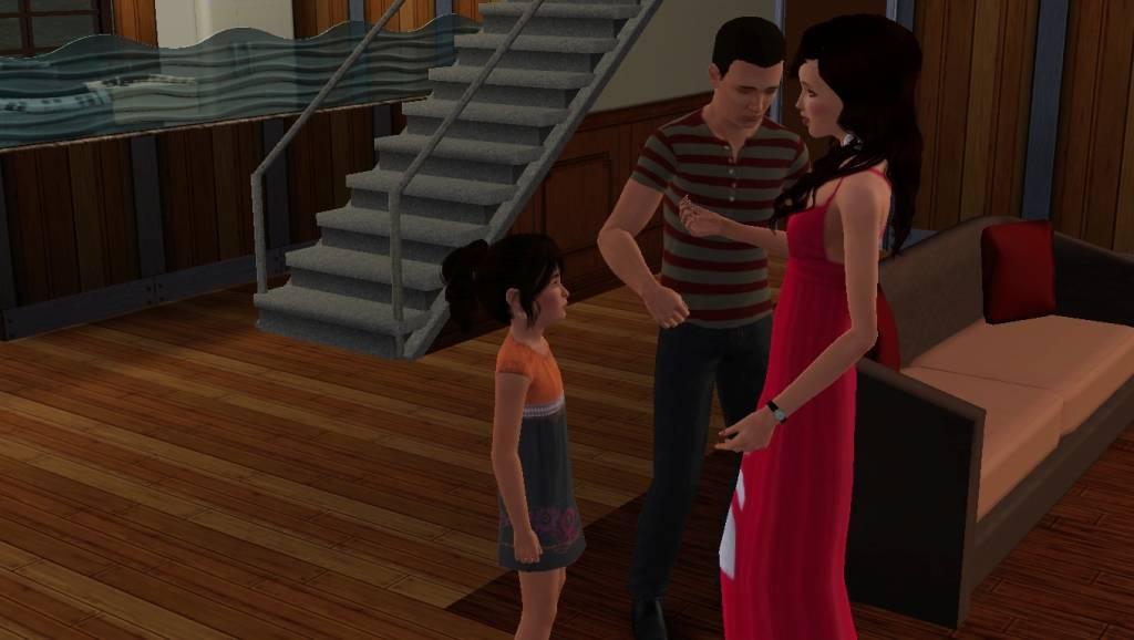 Capítulo 12: La familia crece. Screenshot-746