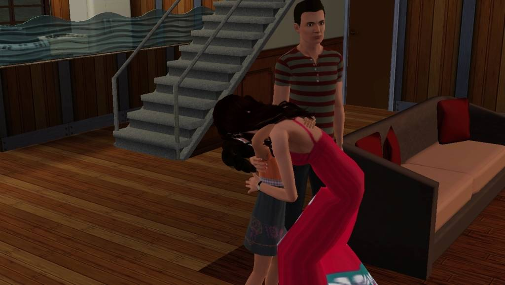 Capítulo 12: La familia crece. Screenshot-748