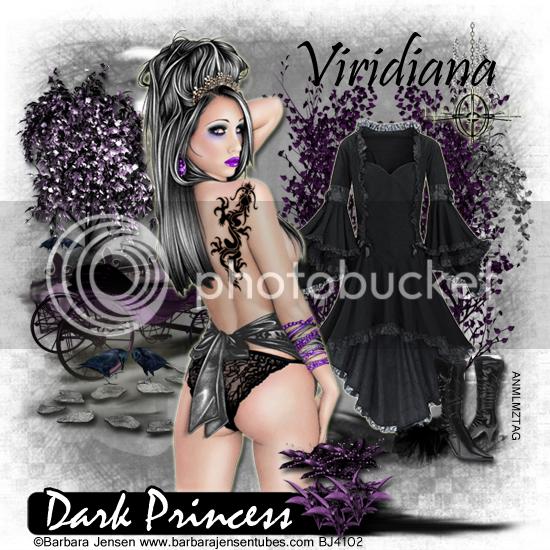 Barbara Jensen Contest - Ends 7-31 DarkPrincessViridiana