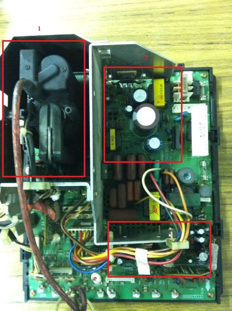 """[Tuto]""""capkits"""" et condensateurs (en cours) Chssis"""
