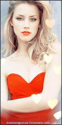 Amber Heard AMBER