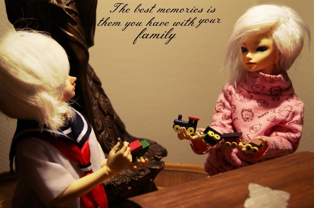 Foto udfordring November  2012 Family