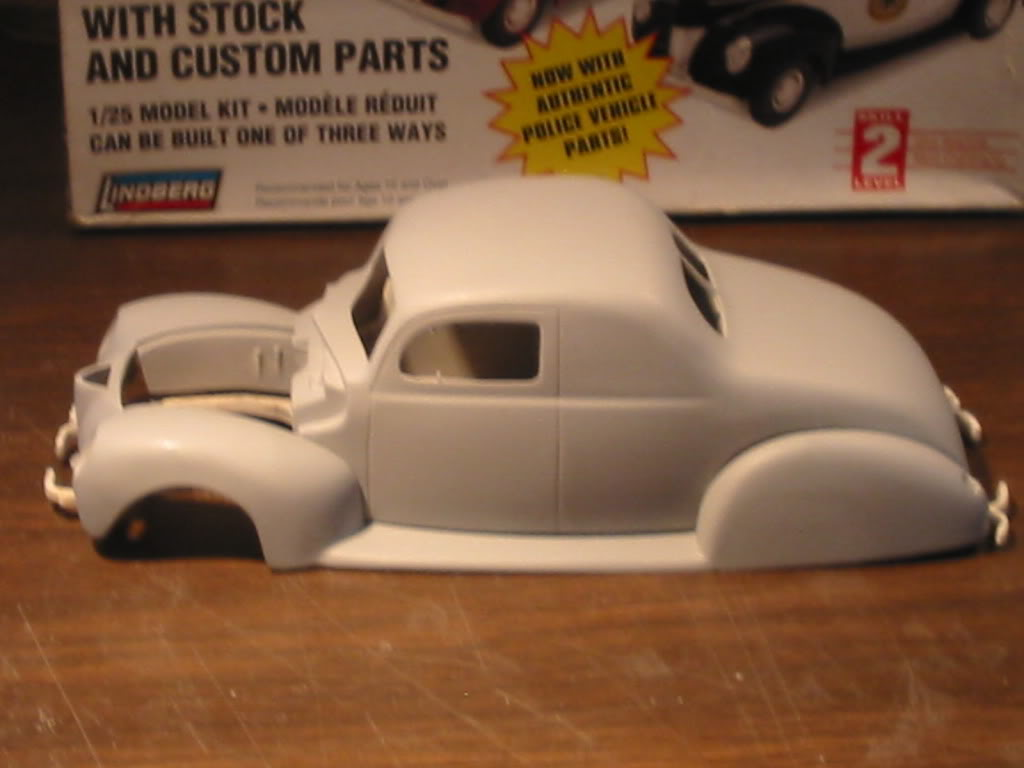 40 Ford Coupe Custom Modifications-1