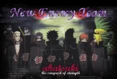 Naruto - New Enemy Team Akatsukikp-1