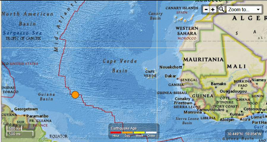 Northern Mid-Atlantic Ridge – 6.4 Magnitude Earthquake June 24th , 2013 AtlanticRidge-64MagEQJune24th2013_zps3d69e97a