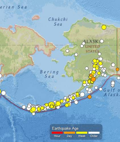 Earth Watch Report  -  Earthquakes Alaska-16EQsMay15-16-172013PhotoofEQslast30days_zps5243d422