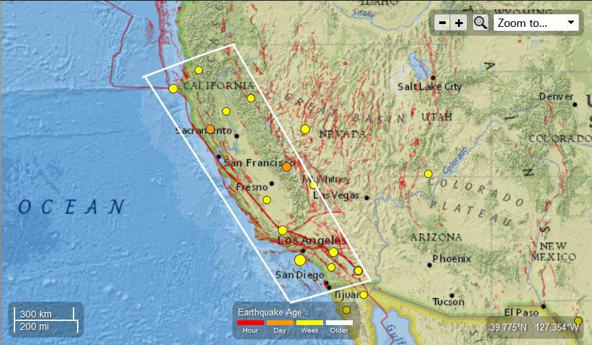 Earth Watch Report  -  Earthquakes California-12EQsMay15-16-172013_zps16676c84