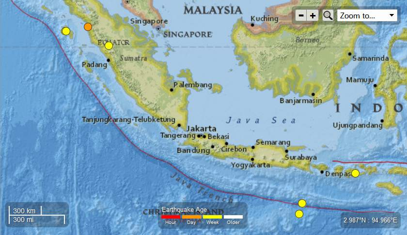 Earth Watch Report  -  Earthquakes Indonesia-7EQsMay15-172013_zps95055260