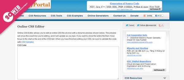Những trang web trực tuyến hữu ích hỗ trợ code CSS miễn phí Nhung-trang-web-truc-tuyen-tien-ich-ho-tro-code-css-2Cwebvn-04