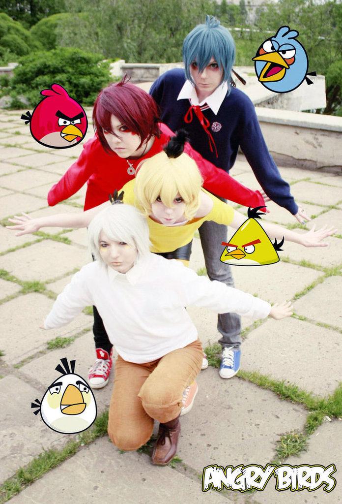 Cosplay spotlight Angry_birds_cosplay__by_tenori_tiger-d51joe4