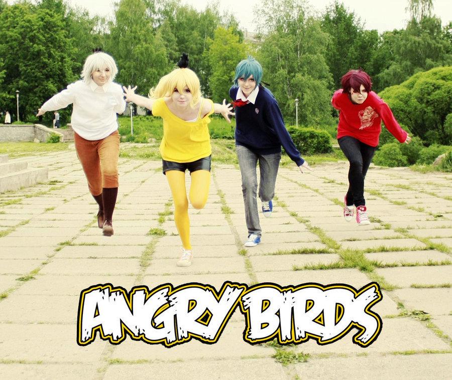Cosplay spotlight Angry_birds_cosplay_by_tenori_tiger-d51dyog