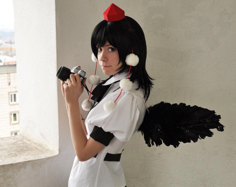 Cosplay spotlight Aya_shameimaru_by_tenori_tiger