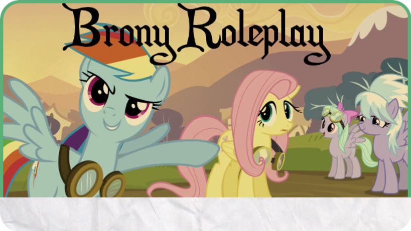 Brony Roleplay