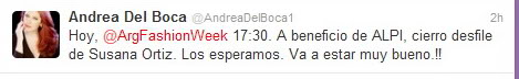 Todo Andrea Del Boca 27032012