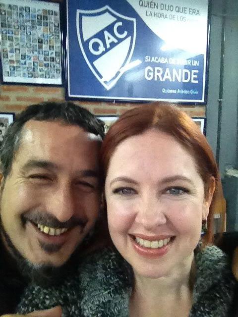 [25-05-2012] Andrea del Boca filma un documental sobre la historia del Quilmes Atlético Club At1bnfnCMAA23tajpglarge