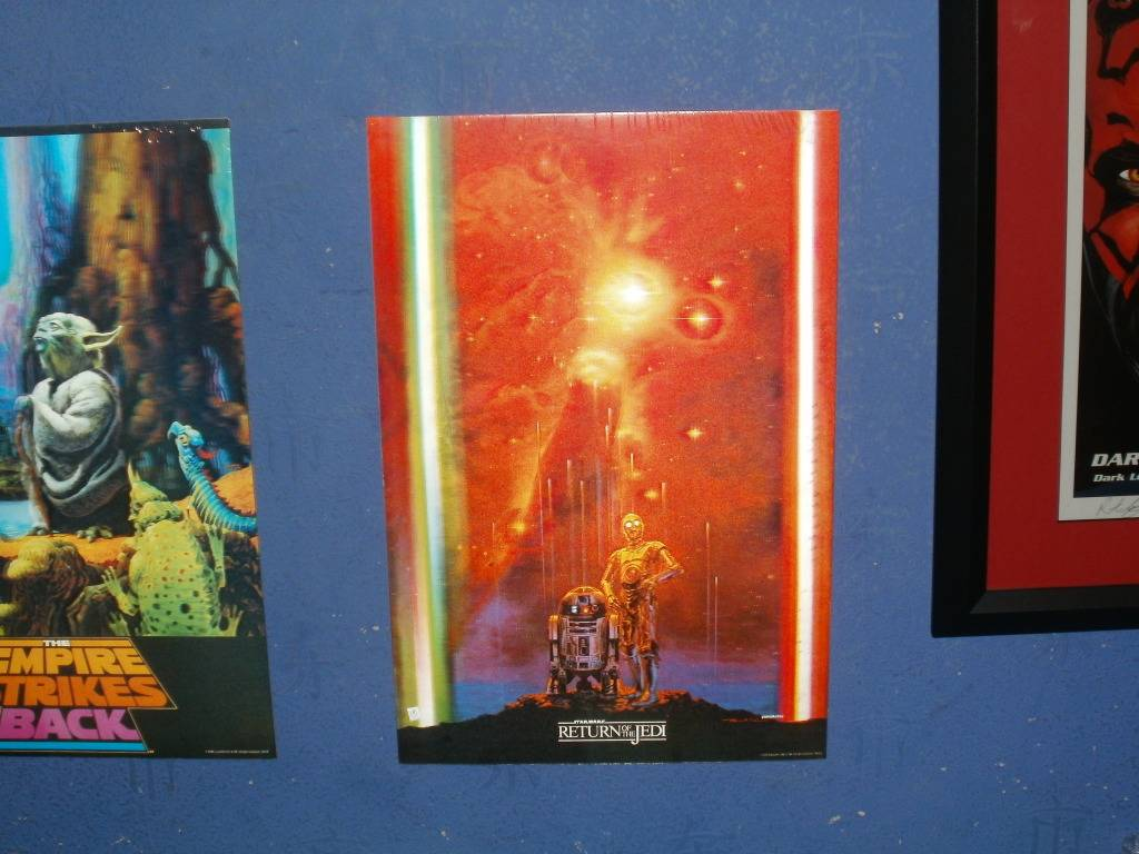 Vintage C-3PO & Loose Display New Items added 08/10/12 032