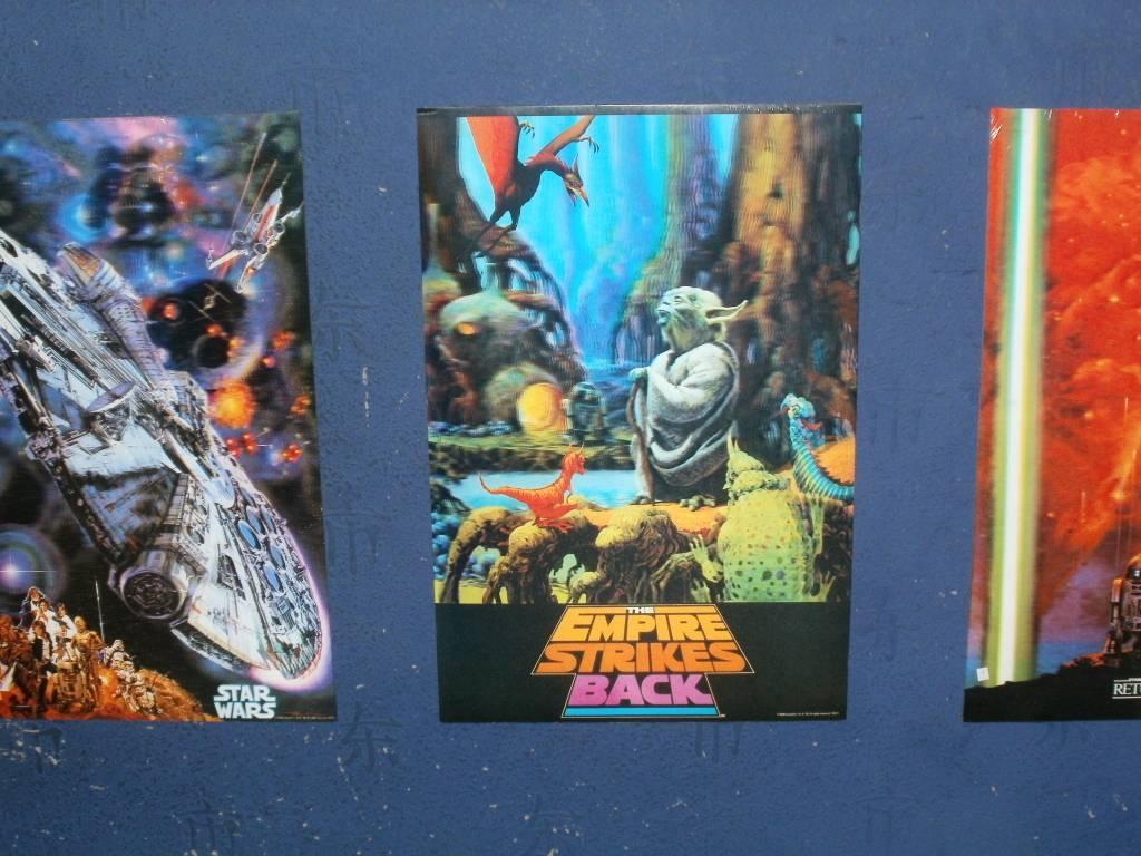 Vintage C-3PO & Loose Display New Items added 08/10/12 033