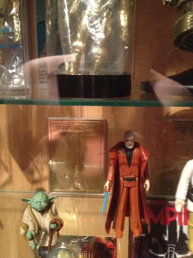 Vintage C-3PO & Loose Display New Items added 08/10/12 088