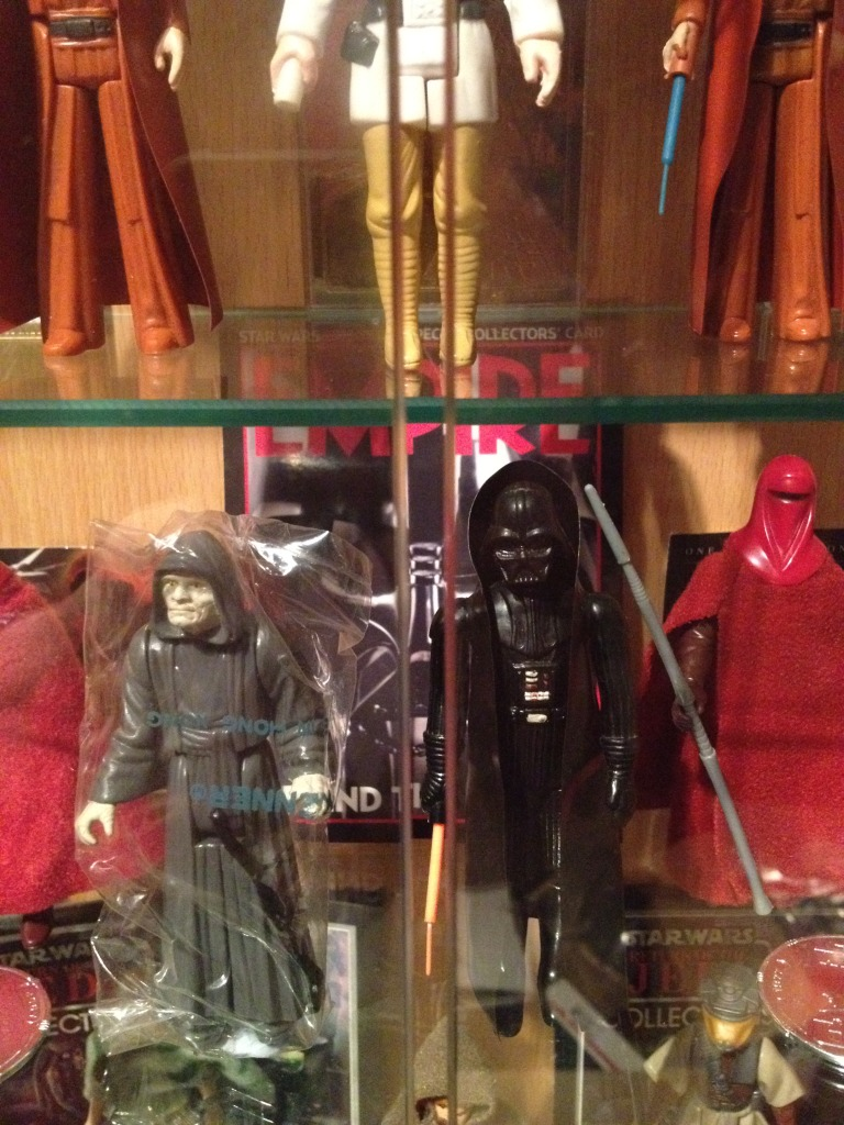 Vintage C-3PO & Loose Display New Items added 08/10/12 089