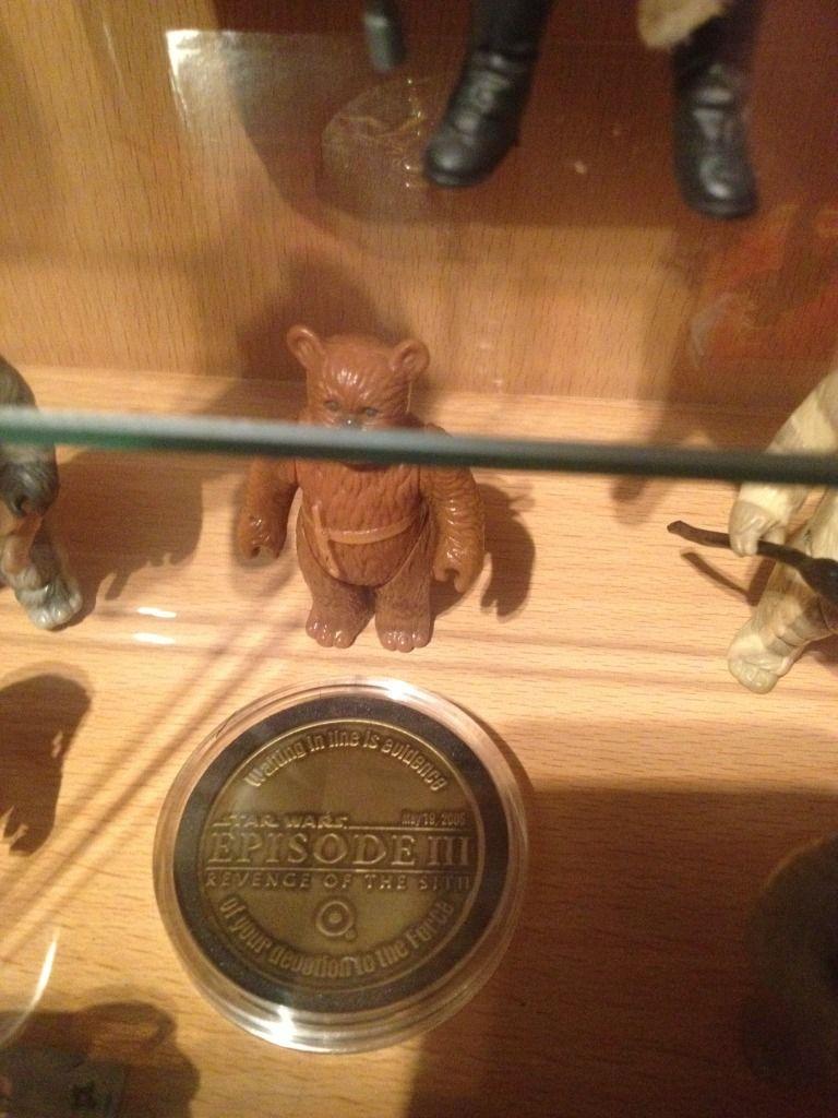 Vintage C-3PO & Loose Display New Items added 08/10/12 092