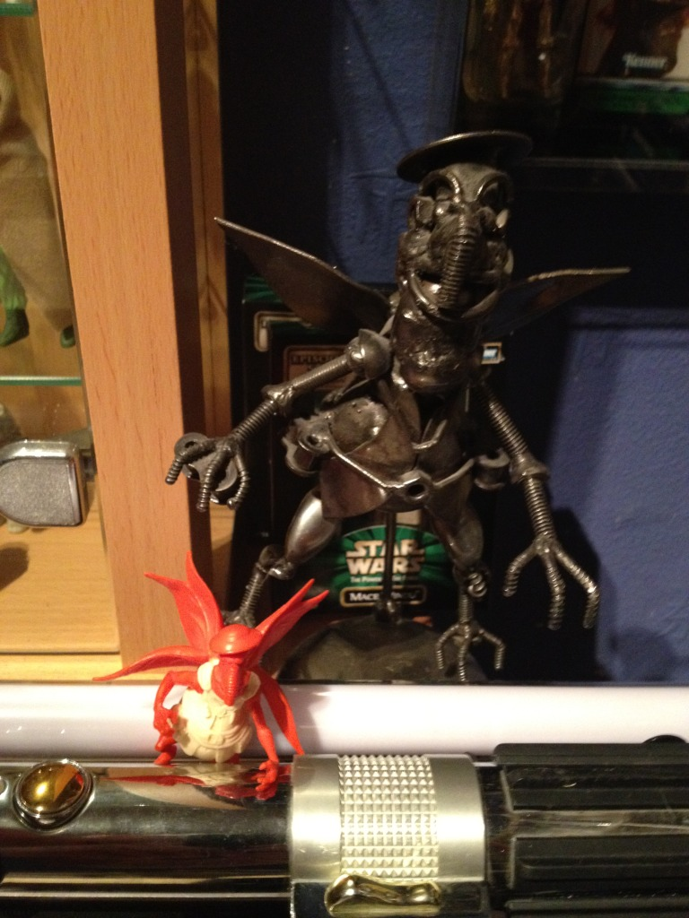Vintage C-3PO & Loose Display New Items added 08/10/12 096