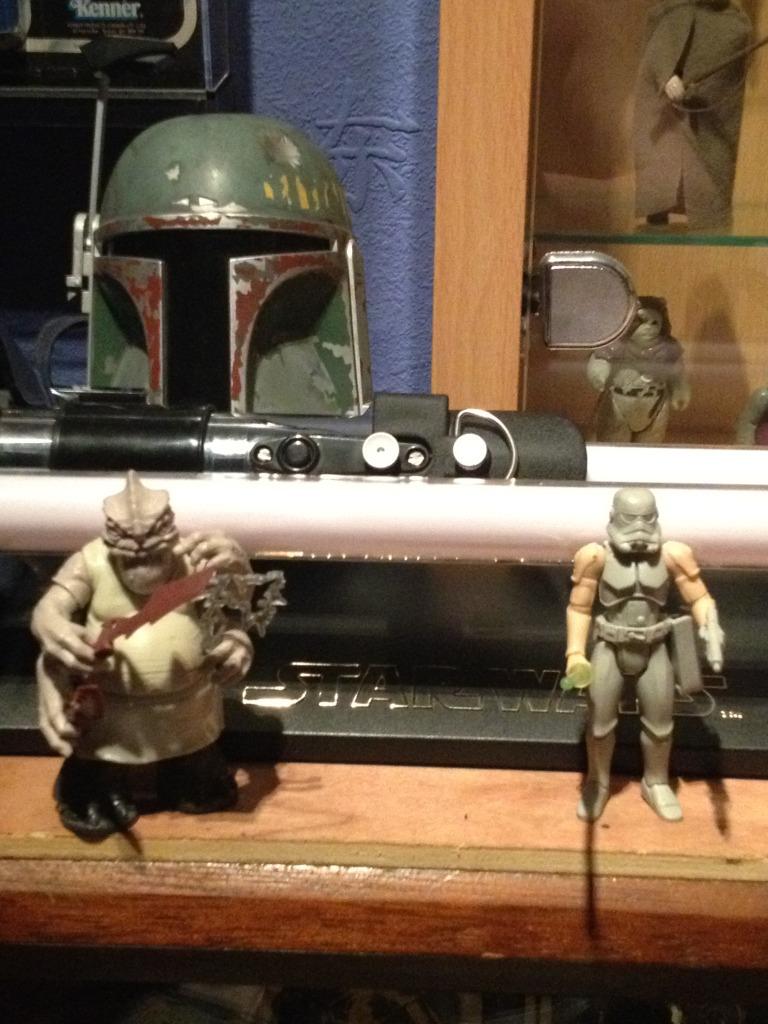Vintage C-3PO & Loose Display New Items added 08/10/12 097