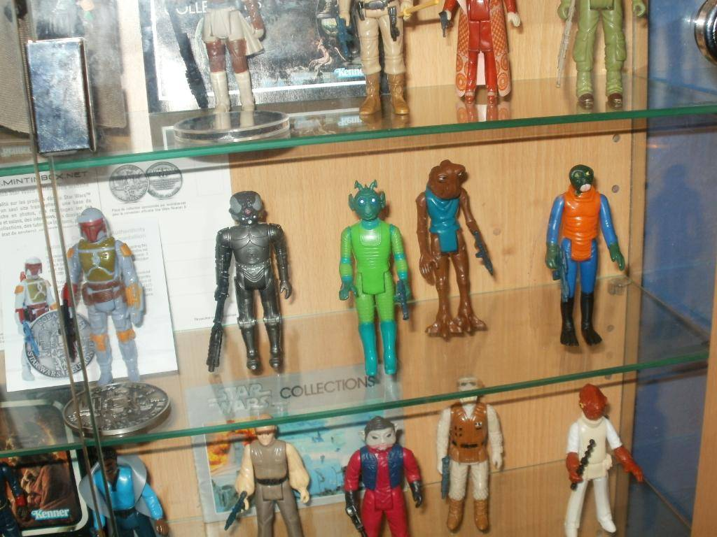 Vintage C-3PO & Loose Display New Items added 08/10/12 303