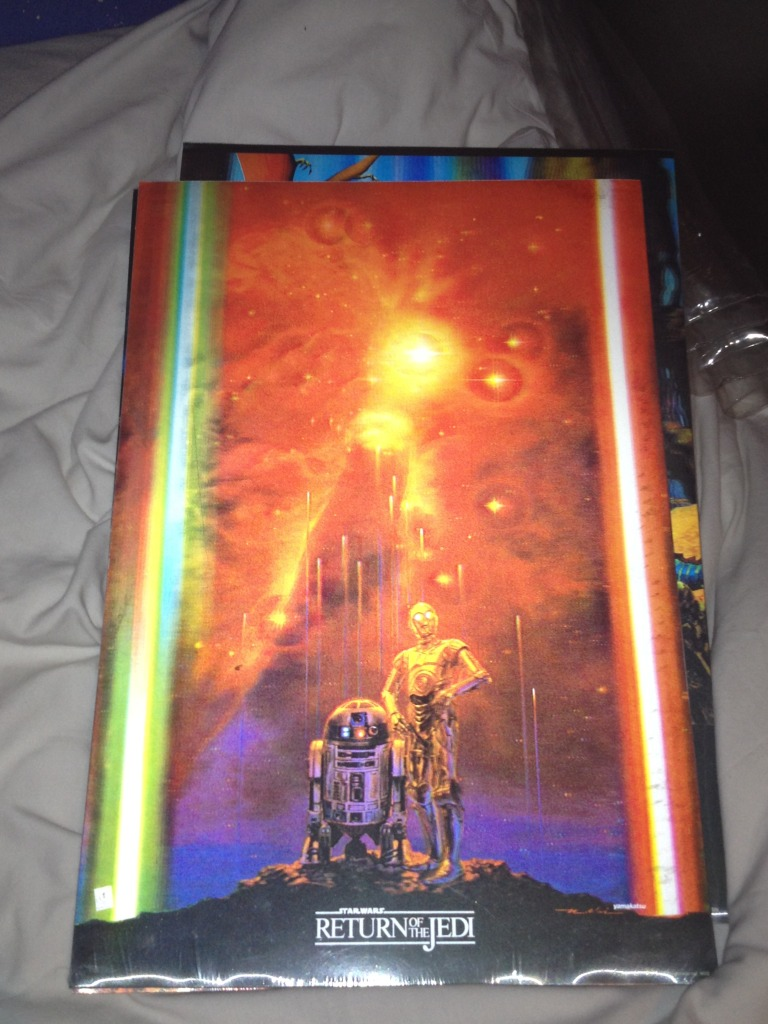 Vintage C-3PO Collection, another Focus Update JAN 2013 all my 3po items 026