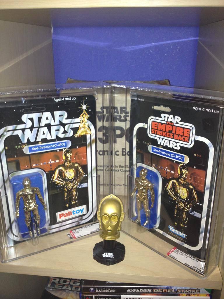 Vintage C-3PO & Loose Display New Items added 08/10/12 001-1
