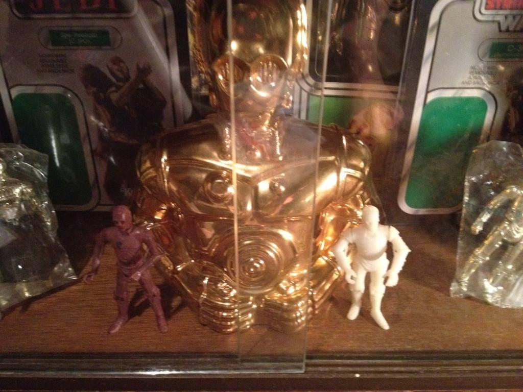 Vintage C-3PO & Loose Display New Items added 08/10/12 031-1