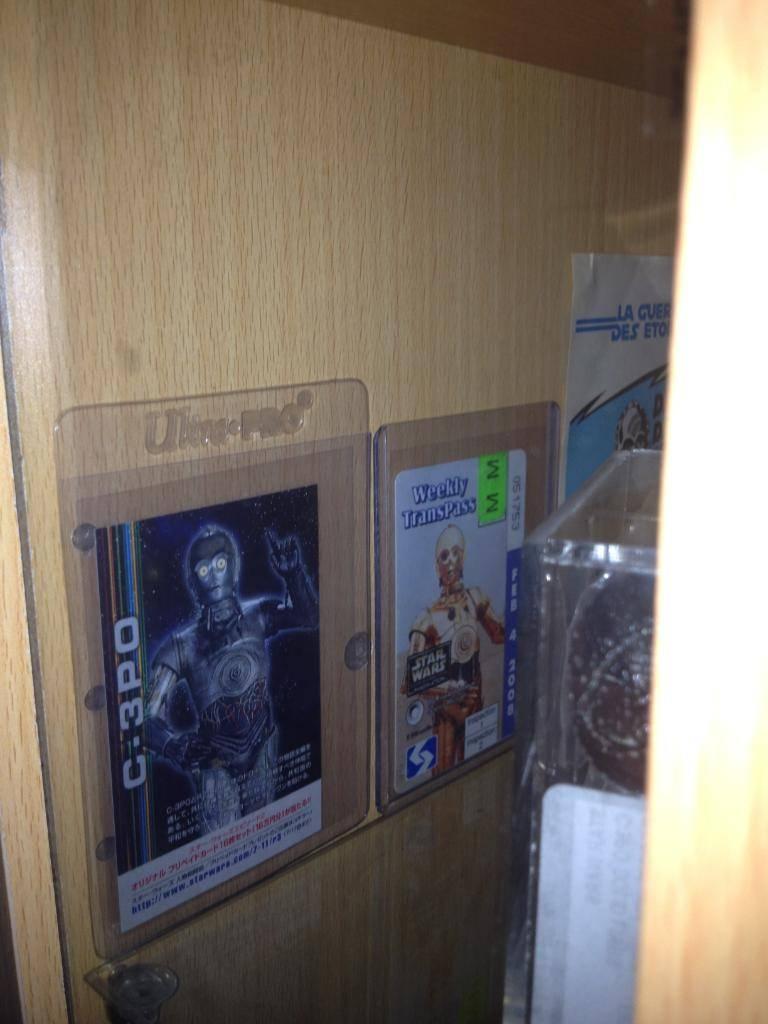 Vintage C-3PO & Loose Display New Items added 08/10/12 049-1