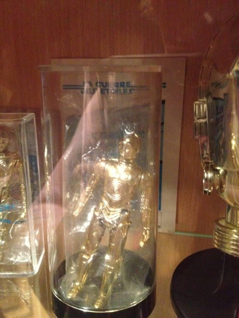 Vintage C-3PO & Loose Display New Items added 08/10/12 080