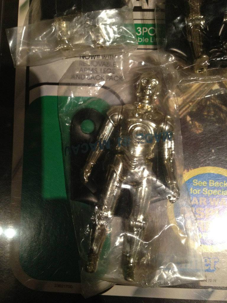 Vintage C-3PO Collection, another Focus Update JAN 2013 all my 3po items 105