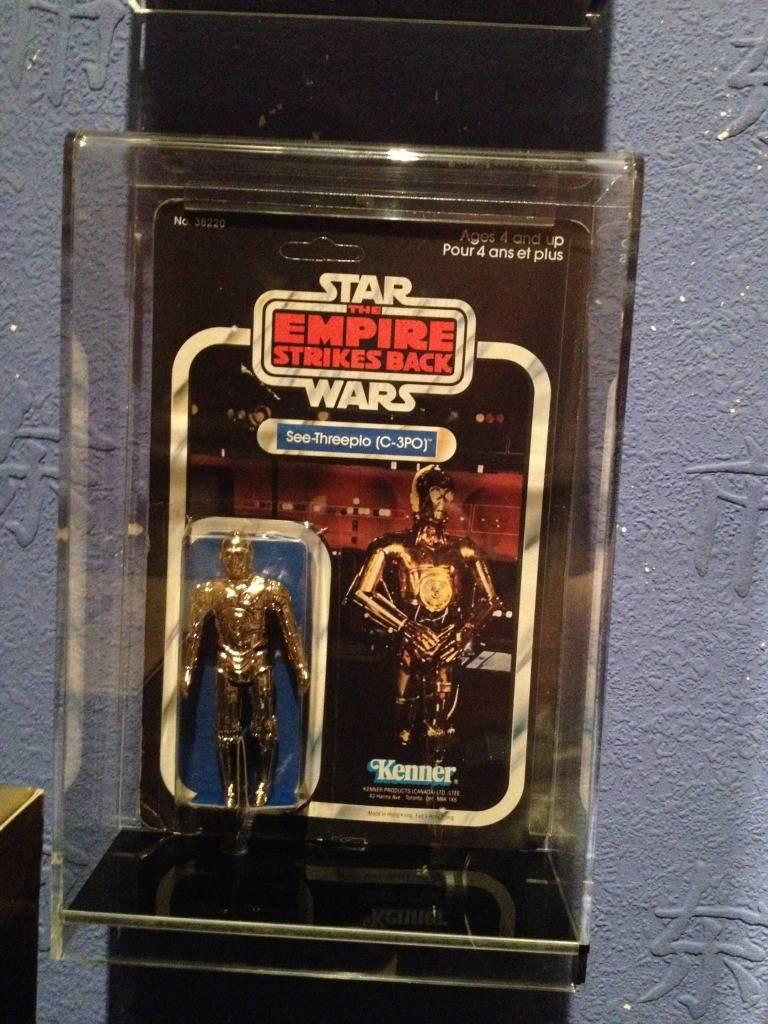 Vintage C-3PO & Loose Display New Items added 08/10/12 110
